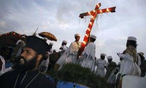Meskel en Ethiopie