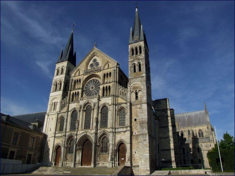 Reims - la Basilique Saint-Remi