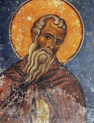 Saint Hilarion le Grand