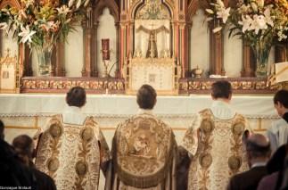 01-Immaculée Conception 2013 - Au pied de l'autel, à l'Asperges me