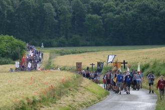 22 - en marche vers Chartres
