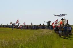 45 - Le pèlerinage à travers les champs