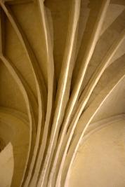 07 Nervures gothiques de la collégiale de Bollène