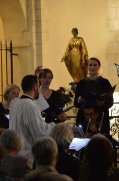 11 - Concert en la collégiale Saint-Martin de Bollène