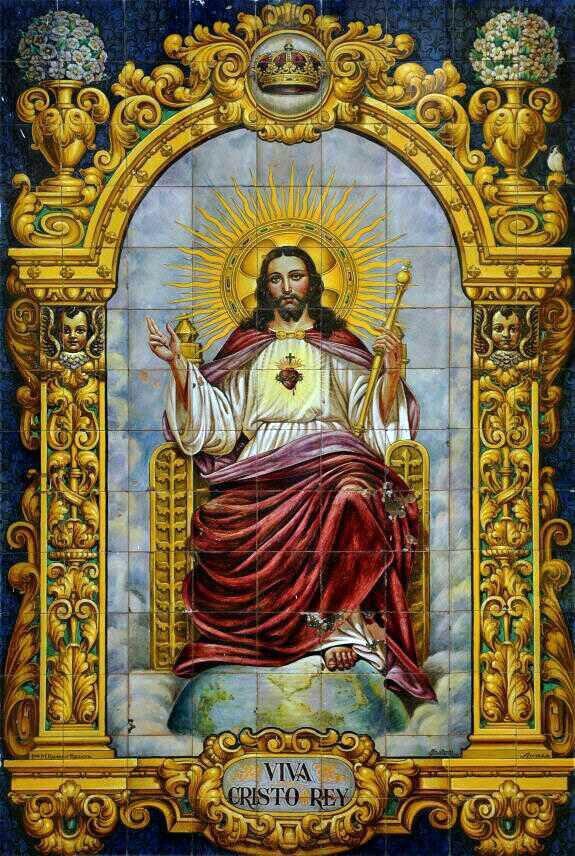 Enregistrement : sainte messe de la fête du Christ-Roi
