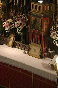 02 - L'autel avant la messe