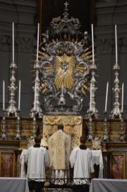 Messe de saint Philippe Beniti à Turin 03