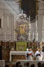 Messe du XIème dimanche après la Pentecôte à Turin 04