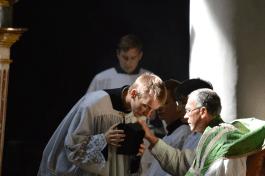 Messe du XIème dimanche après la Pentecôte à Turin 05