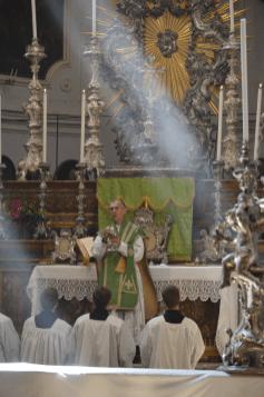 Messe du XIème dimanche après la Pentecôte à Turin 07
