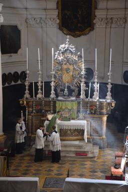 Messe du XIème dimanche après la Pentecôte à Turin 11