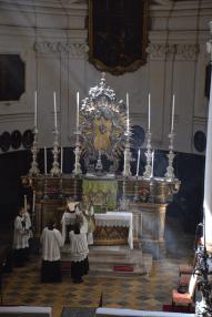 Messe du XIème dimanche après la Pentecôte à Turin 12