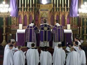 Rameaux 2015 - 13 - chant de l'introït de la messe