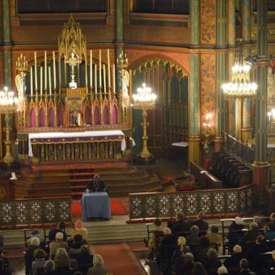 Son Eminence le cardinal Sarah à Saint-Eugène 06