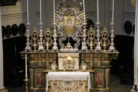 06 L'autel de l'église de l'Archiconfrérie de la Miséricorde