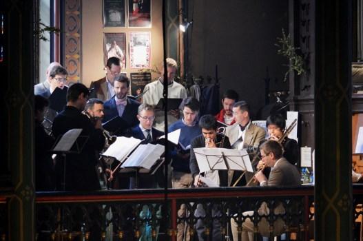 30-Messe d'installation de l'Abbé Gulefucci - la Schola Sainte Cécile
