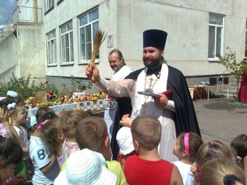 Bénédiction des fruits à la Transfiguration en Russie 05