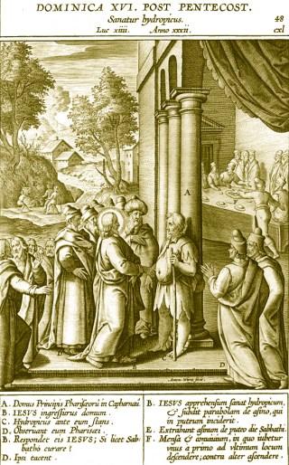 XVIème dimanche après la Pentecôte -