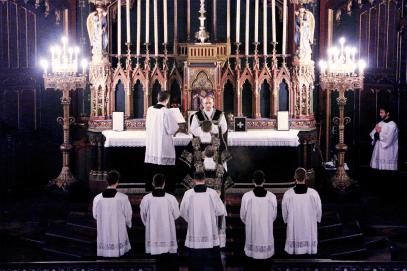 08-Requiem pour Louis XVI - Orate fratres à la fin de l'offertoire