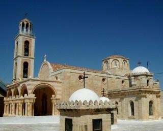 Monastère de Théodose le Grand dans le désert de Judée