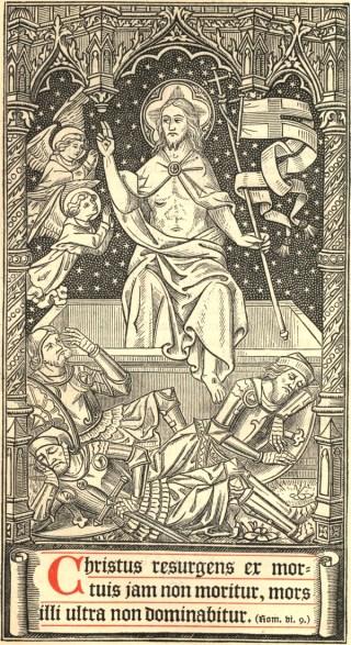 Christus resurgens ex mortuis