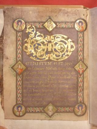 Sacramentaire patriarchin du XIème siècle