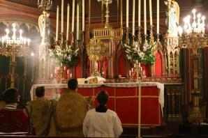 Salut du Très-Saint Sacrement en la solennité de saint Eugène