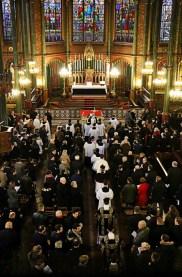 Requiem pour Louis XVI à Saint-Eugène - 21 janvier 2017