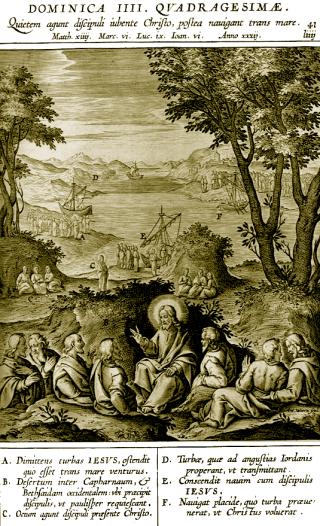 Programme du IVème dimanche de Carême - dimanche de Lætare