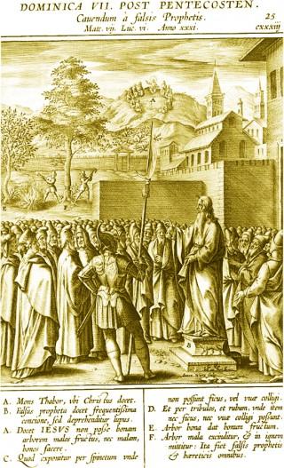 Programme du VIIème dimanche après la Pentecôte