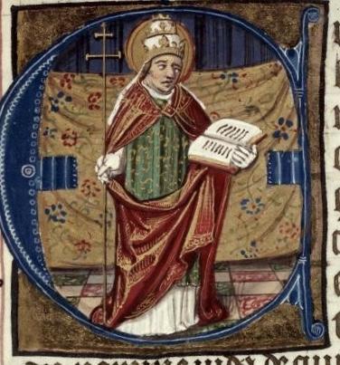 Saint Clément 1er pape et martyr Pape de 88 à 97
