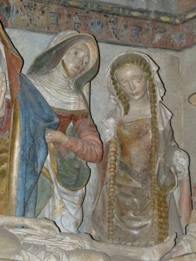 Mise au tombeau de Rodez.