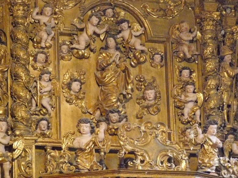 Anges baroques savoyards.