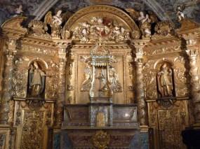 Autel & retable baroque savoyard