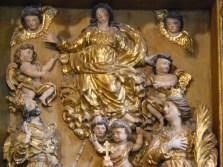 L'Assomption de la Vierge.