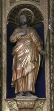 Termignon - église Notre-Dame de l'Assomption - saint Joseph