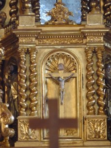 Termignon - église Notre-Dame de l'Assomption - le tabernacle