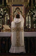 Messe de la fête de la Nativité de la Sainte Vierge en rit dominicain - samedi 8 septembre 2018.