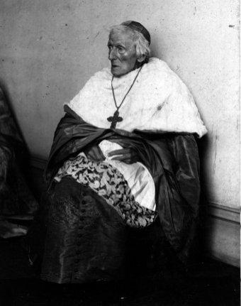 Saint Jean Henri Newman en cappa magna