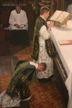 Première messe de M. l'Abbé Guillaume, fssp : avant l'évangile
