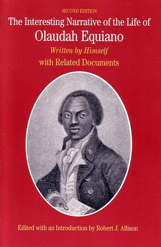 The Interesting Narrative of the Life of Olaudah Equiano  Werner Sollors