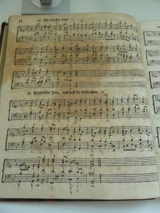 """""""Herzliebster Jesu"""" music"""