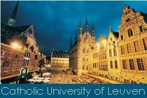 20132014 Scholarship for Developing Countries Belgium