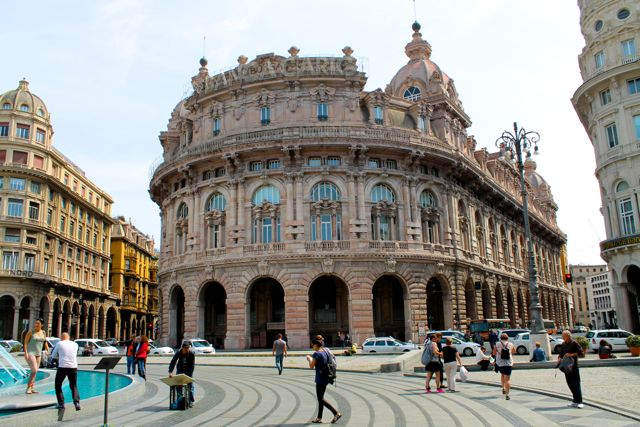 Master Scholarship in Internet and Multimedia Engineering at University of Genoa in Italy