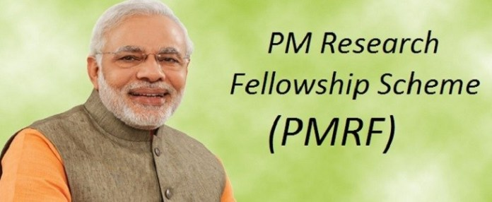 Prime Minister's Research Fellowship Scheme in India, 2021