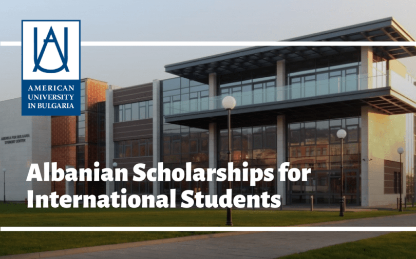 Image result for Albanian Scholarships for International Students at the American University in Bulgaria