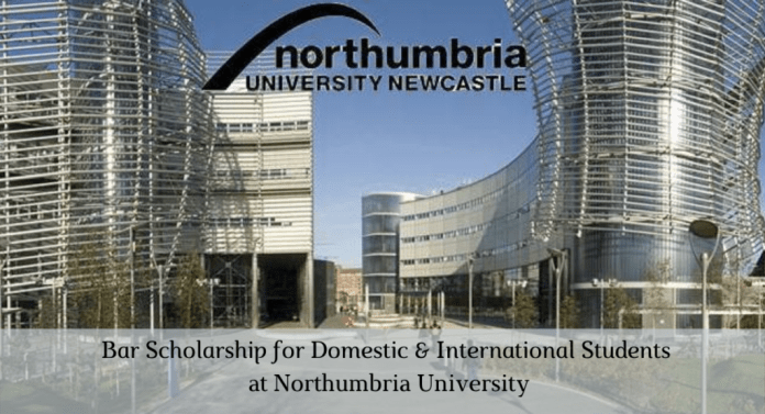Image result for Bar funding for Domestic & International Students at Northumbria University