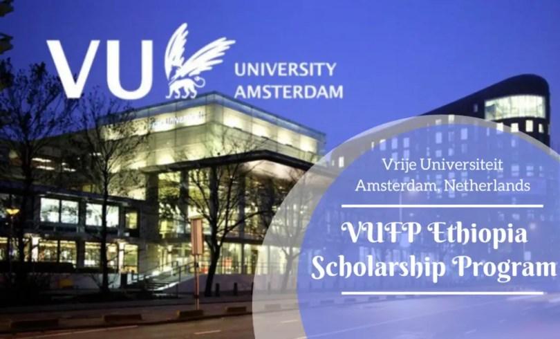 Image result for VUFP Ethiopia program in the Netherlands, 2020