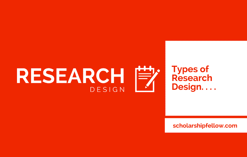 Research Design  Types of Research Design