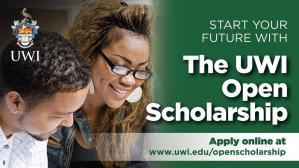 2020 UWI Open Scholarship